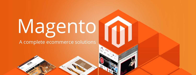 интернет магазин Magento